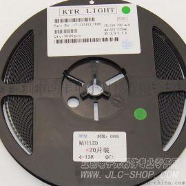 大量现货供应0805 翠绿色LED发光二极管
