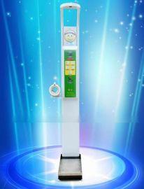 带测量血压脉搏身高体重测量仪