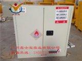 防火防爆櫃-酒精易燃化學品安全儲存櫃-試劑櫃4-90加侖有現