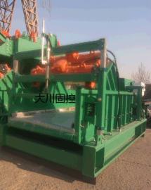 石油钻井泥浆固控系统钻井液振动筛DCS700-3