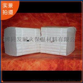 红砖窑窑顶保温棉陶瓷纤维模块