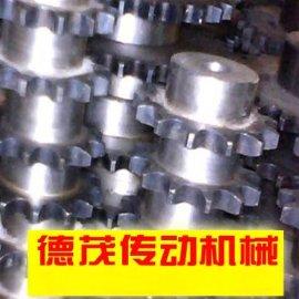 石家庄供应双排链轮_不锈钢链轮厂_链条链轮供应商