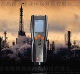 燃氣渦輪機熱處理過程德國德圖Testo340 煙氣分析儀