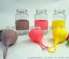 创意小艾杯玻璃水杯嘟嘟杯企鹅杯茶杯学生情侣蘑菇水杯礼品广告杯