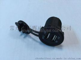 车用充电器 USB接口