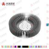 6063铝合金型材散热器器 规格定做生产