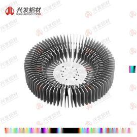 6063铝合金型材散热器器|规格定做生产