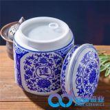 大号陶瓷茶叶罐 罐子厂家批发定制