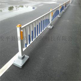 市政道路护栏@市政道路隔离护栏@道路隔离护栏厂家