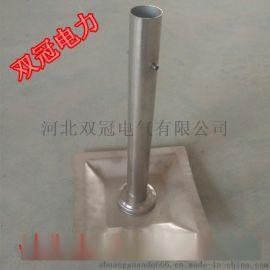 新疆不锈钢插杆预埋式地桩插杆预埋管厂家定做