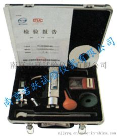 南京吉跃800贯入式砂浆强度检测仪贯入仪