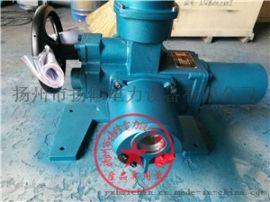 机电调节型电动执行器DQW120-WT