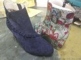 來圖來樣定做女靴,定製女靴,加工女靴