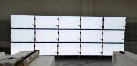 会议展示拼接屏 大屏拼接 液晶电视墙的案例与安装