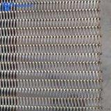 單人字形網帶金屬不鏽鋼耐高溫輸送帶(定製)