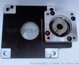 现货供应750W伺服电机中空旋转平台减速机