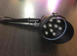 LED草坪插地灯