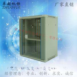 卓越WS6415網路交換機監控機櫃掛牆式15U