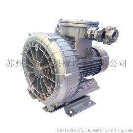 【定制款】防爆耐腐蚀变频脑高温高压风机/漩涡气泵