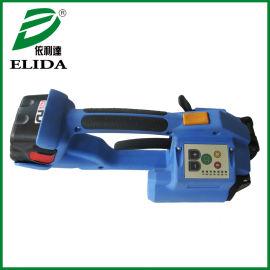 广州钢铁充电式PET捆扎机 江门电动塑钢带打包机