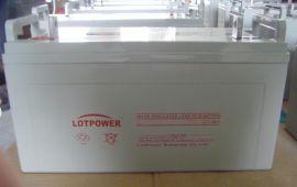 乐珀尔12V120AH铅酸蓄电池