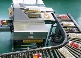 自动保鲜膜包装机