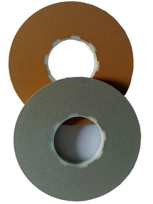 LOW-E玻璃除膜轮, 夹层玻璃, 去膜轮