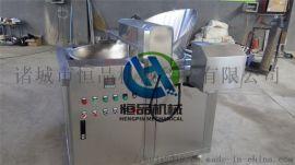 恒品机械hp-2000型炸麻花电加热油炸机