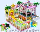 儿童淘气堡乐园安装 电动淘气堡设备