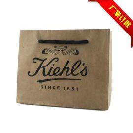 黄牛皮纸外包装袋,定做纸手提袋,温州厂家直销纸袋
