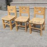 舒誉供应实木桌椅  直销幼儿园橡木桌椅