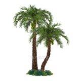 玻璃钢仿真棕榈树椰子树可定做商场园林造景仿真树