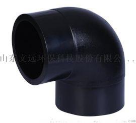 聊城全新料PE管件廠家/山東大口徑PE管件