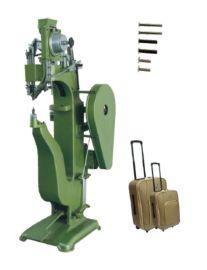 拉杆箱铆钉机 折叠晾衣架铆钉机 铆钉机