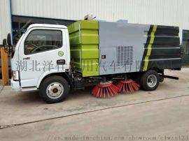 5T东风多利卡扫路车厂家扫路车多少钱
