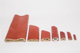 玻纖有機硅耐高溫絕緣防護套管