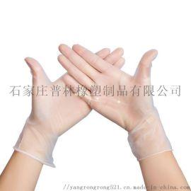 PVC一次性手套食品级家用烘焙美容美发工厂车间家用
