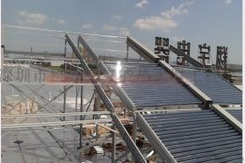 光明新区太阳能公明空气能热水工程结合做