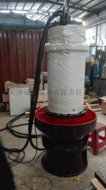 立式潜水轴流泵_泵效高_节能节电