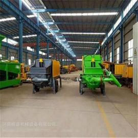 煤矿用液压湿喷机/湿喷车价格/湿喷台车厂家