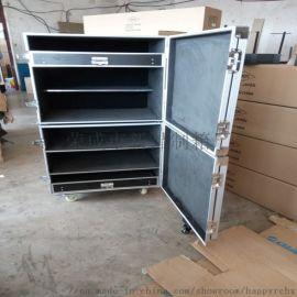 新昌鋁箱廠專業訂做航空箱運輸週轉箱鋁合金箱包裝箱