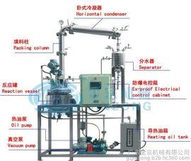 树脂全套生产设备 水性PU树脂成套生产设备