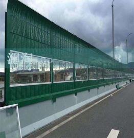 彩钢板复合式隔声屏障 剑河彩钢板复合式隔声屏障设计施工安装公司