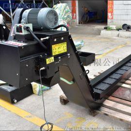 螺旋式排屑机铨冠CNC排削器金属废料输送机