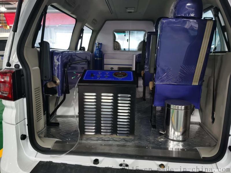 救护车负压排风净化装置