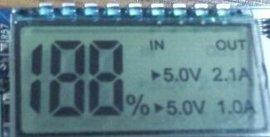 移动电源LCD液晶屏
