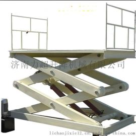 SJG固定式升降機、移動式升降機、旋轉舞臺、登車橋