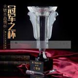 廣州佛山水晶獎盃定做,深圳東莞水晶獎盃獎牌,公司員工水晶獎盃