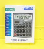 CMZEN西鎂城 CT-760L 12位查數電子計算器 出口計算器