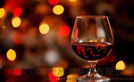 为什么葡萄酒瓶底有凹槽?